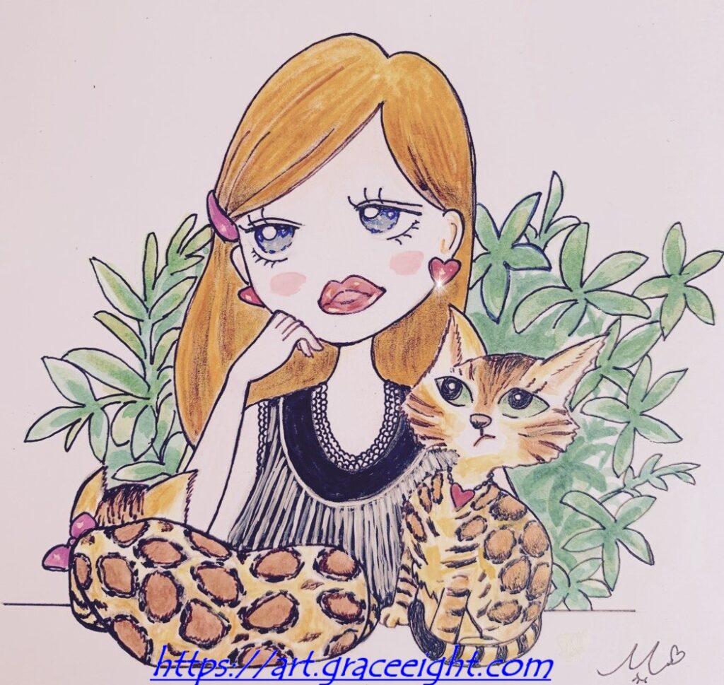 猫と過ごす休日2